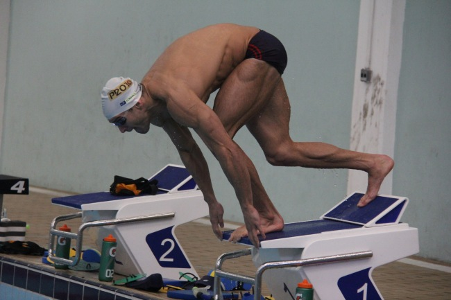 What makes a pool fast coach rick mighty tritons swimming - Volume of a swimming pool formula ...