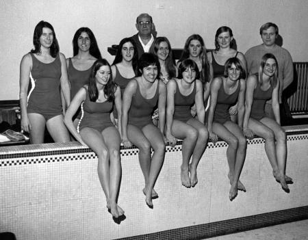 Opinion Shaved female swimmers