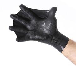 webbed hand