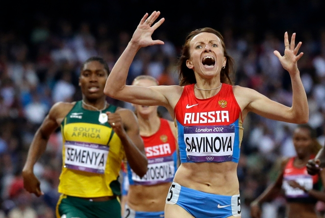 Athletics Doping Russia