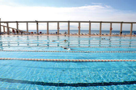 Swim Training Camps