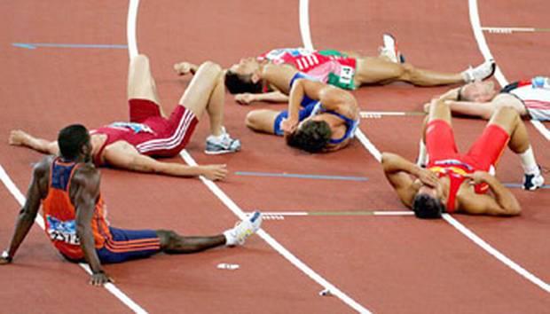 drop dead sprinter 1