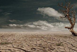 http://pixabay.com/en/desert-drought-dehydrated-clay-soil-279862/