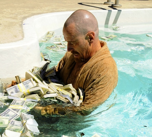 breaking bad money pool